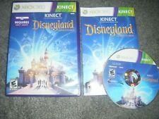 Kinect Disneyland Adventures ( Microsoft Xbox 360 )