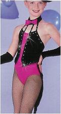 NY NY Tux Tails Dance Costume Child Small NEW