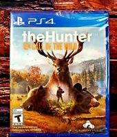 The Hunter: Call Of The Wild - PS4 - Sony PlayStation 4 - Brand NEW - Sealed