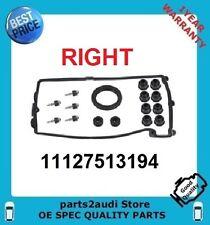 BMW 545i,550i,645Ci,650i,745Li Valve Cover Gasket Set, RIGHT 11127513194