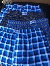 Men Boxer Underwear 4 Pack Size Medium