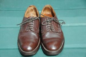 Men's Brown Cheaney Leather Lace up shoes, Brecon style, UK 7.5