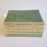 Vintage Sotheby's London 1970s Auction Catalogues - Impressionist Art - Lot x 12