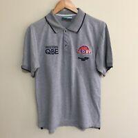 Perth Glory Sekem Vintage Polo Shirt Soccer Football Mens Small