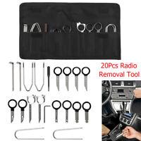 Interior  Set Tool Kit Car Radio Removal Key CD Player  Audio Stereo