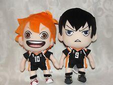**License** Haikyu Haikyuu Karasuno Volleyball SD Tobio Kageyama 8'' Shoyo Hinat