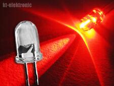10 Stück LED 5mm rot superhell