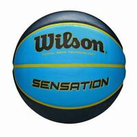 Wilson Sensation Basketball - Blue Navy