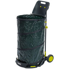 Draper 150L wheeled GARDEN WASTE CART bag rubbish 83778 530mm x 680mm