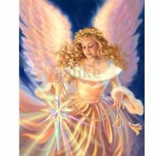 Angel Girl 5D DIY Diamond Painting Embroidery Cross Stitch Craft Home Decor New