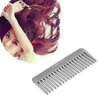 Heat-resistant Large Wide Tooth Comb Detangling Hairdressing Comb Nice SH