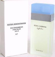 Light Blue 3.4 oz.by Dolce & Gabbana EDT Spray for Women New *Tester