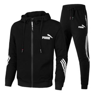 2021 Frühling Herren Jogginganzug Sportanzug Sportbekleidung Sporthose neu