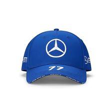 2020 F1 Valtteri Bottas Baseball Cap in Blue Mercedes AMG Petronas