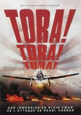 Tora! Tora! Tora! (L'attaque de Pearl Harbor) DVD NEUF SOUS BLISTER