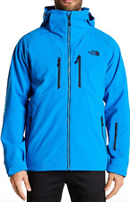 THE NORTH FACE Jacket Men's Apex Storm Peak Triclimate Hooded Coat Blue XL New