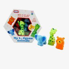 Atoz Mi 1st Rompecabezas Animales 12 Meses+