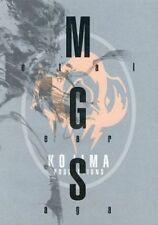 METAL GEAR SOLID SAGA JAPAN BOOKLET 3D TOKYO GAME SHOW 2005 YOJI SHINKAWA KONAMI