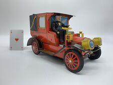 ALPS TIN TOY CAR VOITURE TACOT JOUET ANCIEN METAL TOLE LITHOGRAPHIE JAPON JAPAN