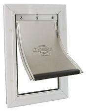 More details for aluminium dog door flap petsafe small medium large xl read description