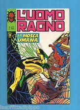 SUPER EROI - L'UOMO RAGNO - CORNO -N.217- 21 AGOSTO 1978 - NON DI RESA