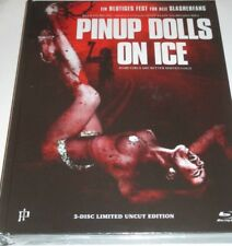 Inked-Pictures - Pinup Dolls on Ice - Mediabook - Blu-ray & DVD/NEU/Horror/lim C