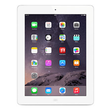 Apple iPad 3rd Gen. 64GB, Wi-Fi + Cellular (AT&T), 9.7in - White (MD409LL/A)