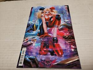 Harley Quinn # 2 Cover 2 (2021, DC) 1st Print Variant