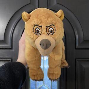 "Disney Brother Bear Kenai Bear 12"" Plush Stuffed Animal Toy 2003 Hasbro"