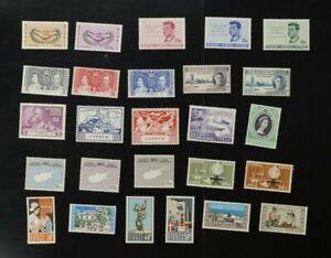 Cyprus lot of VF MNH complete sets 2020 cv$30.70 (v182)