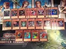 "Yu-Gi-Oh: ""LOT of 25 FABLED Cards"" - Secrets, Golds, Super Rares, Tuners! Wow!"