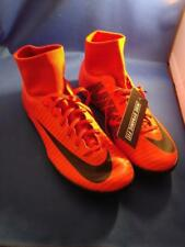 Nike Dynamic Fit Mercurial X Red Indoor Soccer Shoes BRAND NEW Size 5