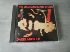 The Jesus And Mary Chain – Darklands E.P. rare cd single    1Darklands5:23 2