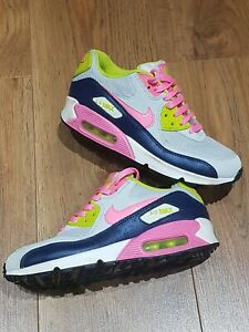 nike air max 90 trainers size 5 uk