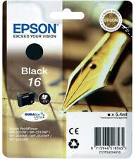 Epson Genuine Wf-2650dwf Black Ink Cartridge T16