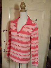 gant stripe stretch top long sleeve  *