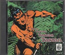 "CAPSICUM RED  OSAGE TRIBE  WELL'S FARGO - CD ARTIS 1992 "" TARZAN COMPILATION """
