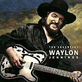 Waylon Jennings, The Essential Waylon Jennings, Very Good, Audio CD