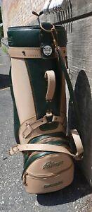 Vintage Arnold Palmer Peerless 13457 Woods 3-P Irons Palmer ProGroup Bag