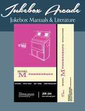 Ami / Rowe Model M, Jbm-200 Jukebox Service, Parts Catalog & Troubleshooting