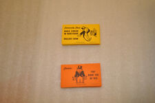 Replacement Franklin Mint Monopoly - Set of Chance x16 Community Chest x16 cards