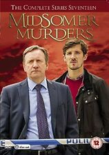 Midsomer Murders Series Fifteen season 17 DVD R4 New Sealed