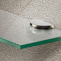 Clear Glass Shelf - Custom Made - Glass Shelves - 4mm-10mm - Cheapest on Ebay!
