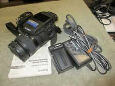SONY DSC-R1 10.3MP BODY WITH SONY AC-L15A  ADTATER EXCELLENT