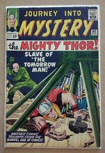 Journey into Mystery #102; Nice, Classic Stan Lee/Jack Kirby Masterpiece! 1964