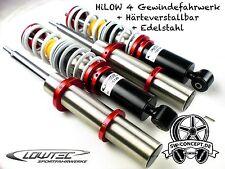 Lowtec Gewindefahrwerk HiLOW 4 VW Golf V 1K 1KM inkl GTI Klemme 55mm 6051594