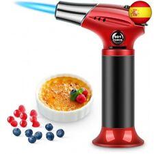 RenFox Soplete de Cocina Recargable Profesional Antorcha de Cocina Antorcha