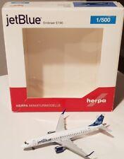 HERPA WINGS 1:500 JetBlue Embraer E190 N323JB