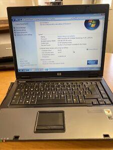 HP COMPAQ 6715b  AMD TURION TL-60 2.00GHz 250GB HDD 2GB RAM WINDOWS 7 CHEAP