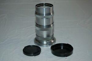 Carl Zeiss Sonnar 4/135mm Contax Mount Vintage German Rangefinder Lens. 2015145